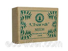 """Натуральное мыло """"Ним"""" Chandi, 90 г"""