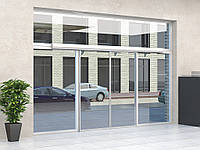Віконно-дверна система без терморозриву DH-DW45