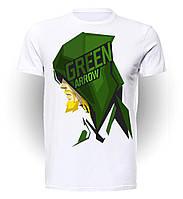 Футболка мужская размер L GeekLand Стрела Arrow Green Arrow art A.01.002
