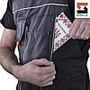 Полукомбинезон рабочий SteelUZ с светло-серой отделкой, фото 6