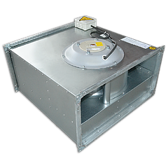 Вентилятор канальний прямокутний Aerostar SVF 80-50/40-4D
