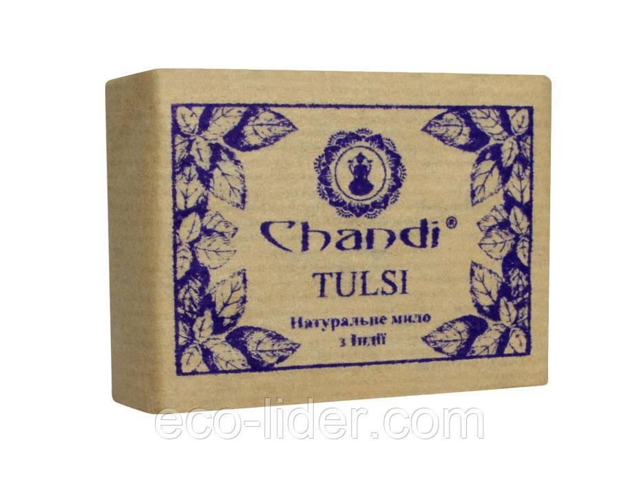 "Натуральное мыло ""Тулси"" Chandi, 90 г"
