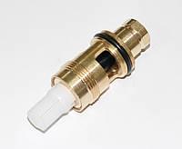 Датчик протока ГВС в сборе (фильтр и турбина) 620340 (619050)