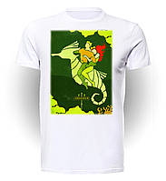 Футболка мужская размер L GeekLand Аквамен Aquaman Poster AM.01.001