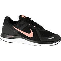 Кроссовки Dual Fusion X2 Nike женские, черные