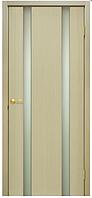 Двери Премьера 2 ПО дуб беленый