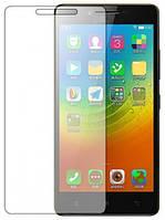 Защитное стекло на экран смартфона Lenovo (леново) A7010