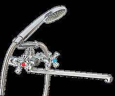 LIDZ 302114000 Смеситель ванная с длинным изливом
