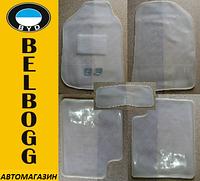 Коврики в салон резиновые бежевые BYD G3, Бид Ж3, Бід Г3