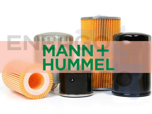 Масляный фильтр Mann Filter HU 864