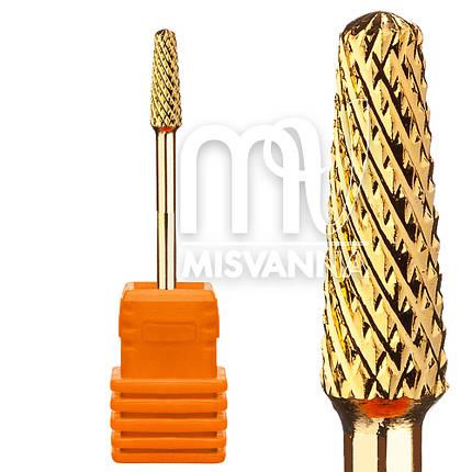 Насадка твердосплавная кукуруза плоская (мягкая) 108, фото 2