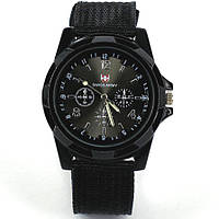 Часы Swiss Army, черные, качественная реплика, фото 1