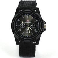 Чоловічі наручні Годинники Swiss Army Black, фото 1