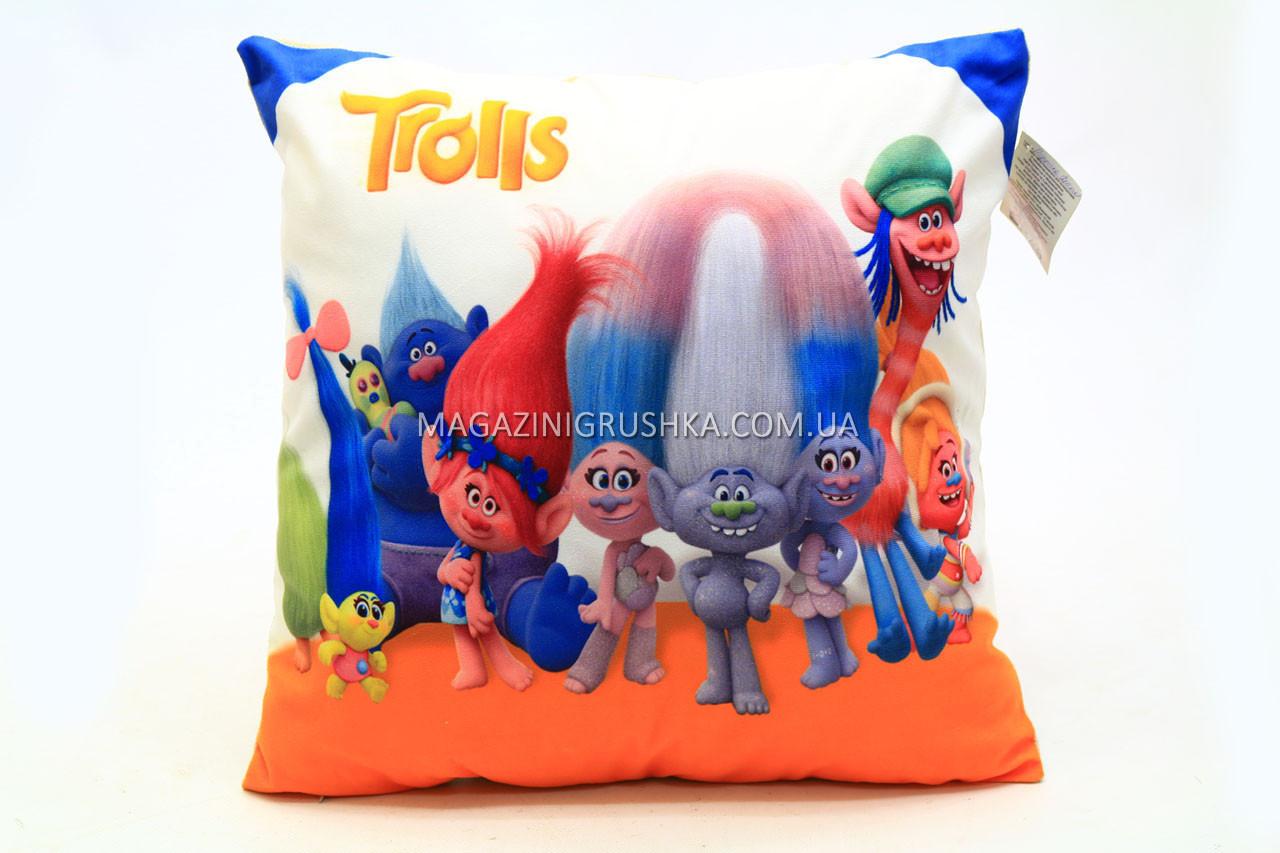 Подушка детская «Тролли»
