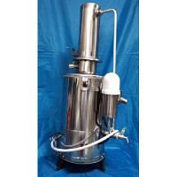 Дистиллятор ДЭ-5 электрический бытовой аквадистиллятор 5 л/час