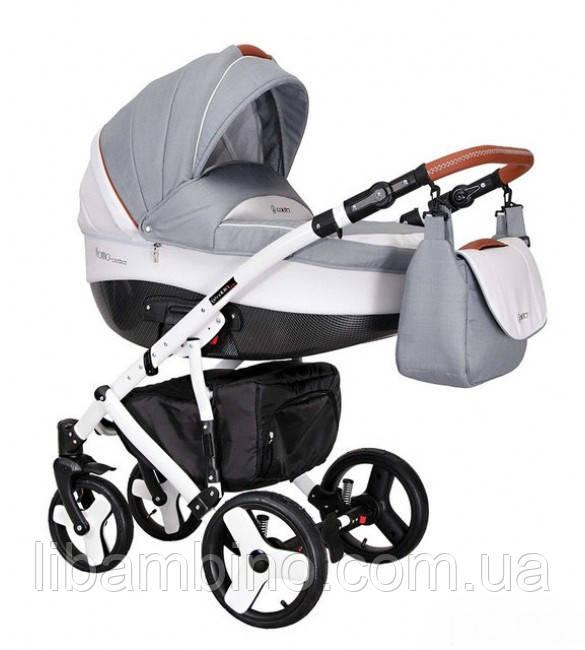Дитяча коляска Coletto Florino Carbon 03