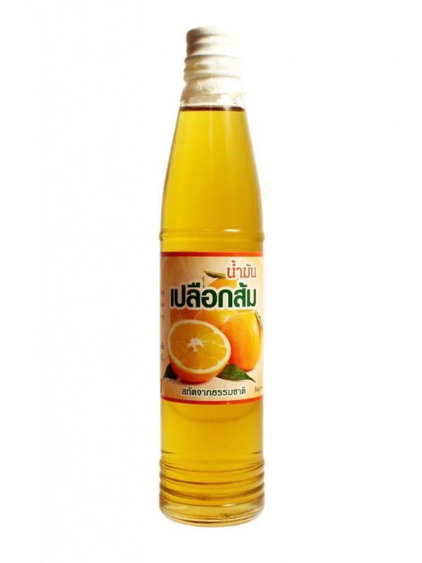Натуральное апельсиновое масло, настоянное на кунжутном, 95 г