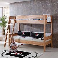 Кровать двухъярусная трансформер B09 TM Mobler