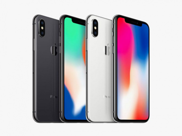 Apple iPhone X 256Gb (Space Gray, White)