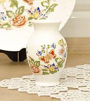 Фарфоровая декоративная вазочка, костяной фарфор, Aynsley, Англия, фото 1