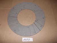 Накладка диска сцепления ЮМЗ