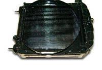 Радиатор ЮМЗ алюминиевый с металлическим бачком