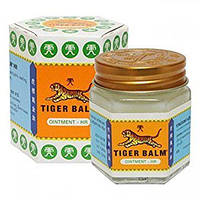 Белый тигровый бальзам Tiger balm white, 30 г