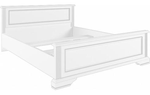 Кровать 180 (каркас) Вайт Gerbor