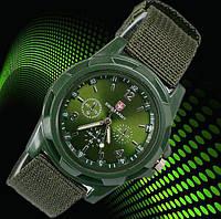 Часы Swiss Аrmy, зеленые, качественная реплика, фото 1