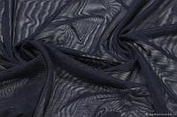 Женские кофты в мелкую сетку Кофта с вырезом Размер 50 52 54 56 Серая и темно синяя , фото 1
