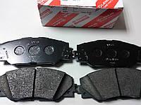 Колодки тормозные передние (оригинал) на Toyota RAV 4, фото 1