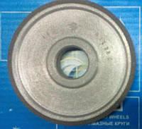 Заточной круг алмазный 100/10/20 100% ПП прямой профиль Полтавский алмазный завод