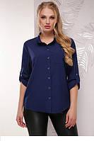 Стильная женская блуза  (52-56)