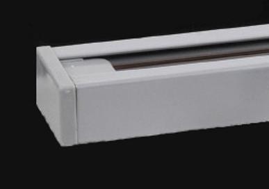 Шинопровод трековый Horoz для LED светильника серебро 3м Код.57237