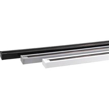 Шинопровод трековый Horoz для LED светильника серебро 2м Код.57236, фото 2