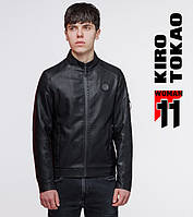 11 Kiro Tokao | Куртка японская мужская весна-осень 3332 черный