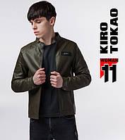 11 Kiro Tokao   Куртка мужская весна-осень 3316 хаки