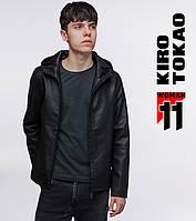 11 Kiro Tokao   Весенне-осенняя куртка мужская японская 3341 черный