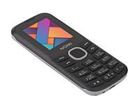 Мобильный телефон Nomi i184 Black-Grey , фото 1
