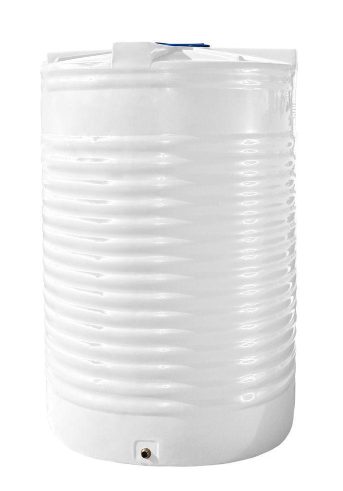 Емкость, бак, бочка 17500 литров пищевая вертикальная 17000 18000 RVО