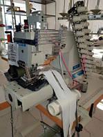 Промышленная швейная двенадцати игольная машина JT-008