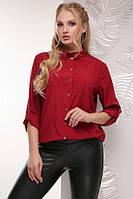 Яркая женская блуза  (52-56)