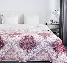 Покрывало на кровать, диван 145х210 хлопковое Мона