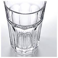 ПОКАЛ Стакан, прозрачное стекло, 350 мл 10270478 IKEA, ИКЕА, POKAL, фото 2