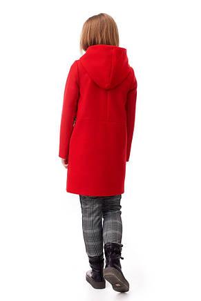 Пальто демисезонное подростковое для девочек 146,152,158  роста , фото 2