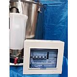 Дистилятор ДЭ-10 электрический бытовой аквадистиллятор 10 л/час, фото 4