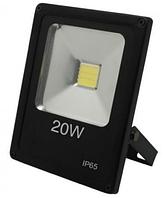 Прожектор диодный  20Вт - 175х173х47мм - IP65