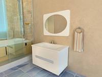 Мебель и аксессуары для ванной комнаты из пластика, МДФ, ДСП