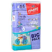 Подгузники Bella Baby Happy Junior Extra 6 (16+ кг) 54 шт