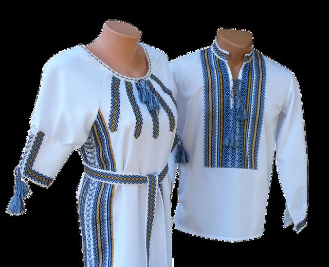 Підібрати чоловічу сорочку для пари можна тут b39687fd00f01